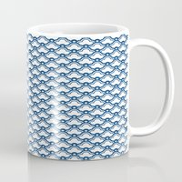 matsukata in monaco blue Mug