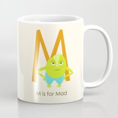 M is for Mad Mug