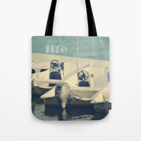 Life is an Adventure Tote Bag