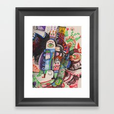 Örz Framed Art Print