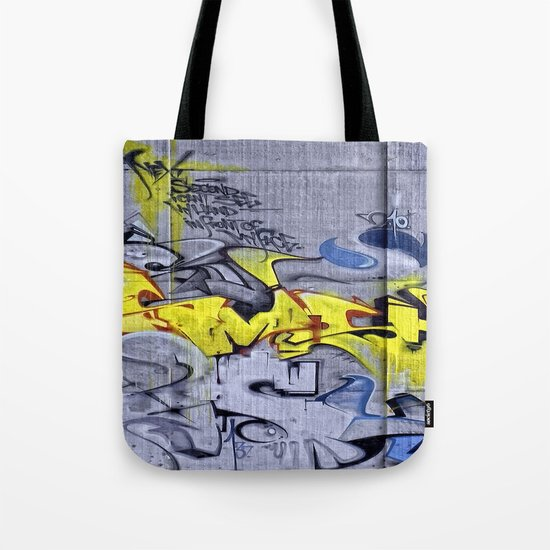 Wall-Art 001 Tote Bag