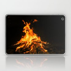 Bonfire (lohri) Laptop & iPad Skin