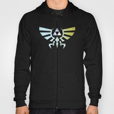 The Legend of Zelda - Hyrule Rising Poster Hoody