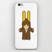 Sr. Trolo / kenobi iPhone & iPod Skin