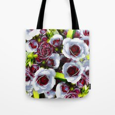 A wedding day Tote Bag