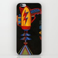 Cosmic Blaster iPhone & iPod Skin
