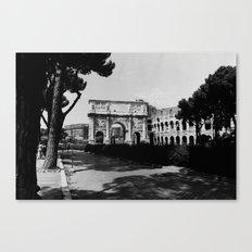 Rome, Italy #1 Canvas Print