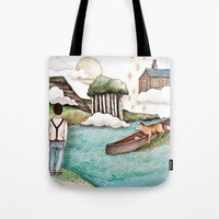 The Day We Saw The Sun C… Tote Bag
