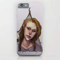 Hedge Witch 1 iPhone 6 Slim Case