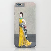 Rihanna | Golden Girl Fa… iPhone 6 Slim Case