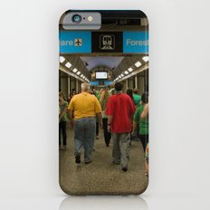 Chicago Blueline 1 iPhone 6 Slim Case