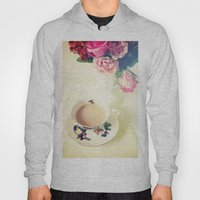 Roses and Chai Tea Hoody