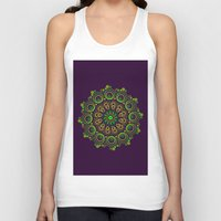 Deep Purple Unisex Tank Top