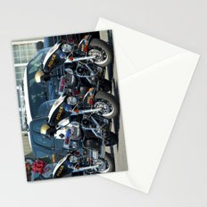 The Enforcer's  Stationery Cards