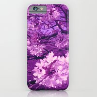 iPhone & iPod Case featuring cherry flowers by Giorgia Giorgi