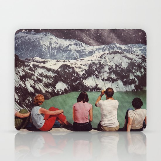 GLACIAL Laptop & iPad Skin