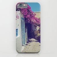 Santorini Walkway VI iPhone 6 Slim Case