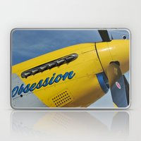 P51 Obsession Laptop & iPad Skin