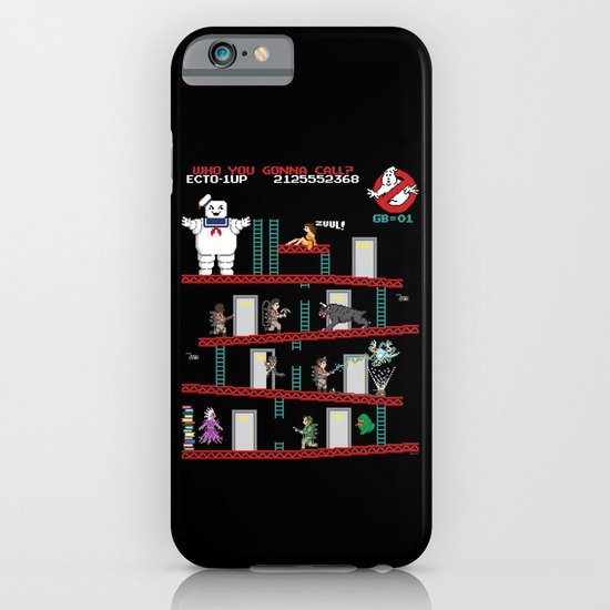Donkey Puft iPhone & iPod Case