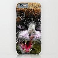Vampire Kitty! iPhone 6 Slim Case