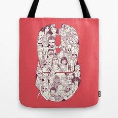 Adulthood Mash-Up Tote Bag