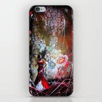 iPhone & iPod Skin featuring eveningstar  by AstridJN