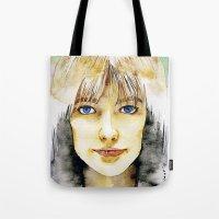 Francoise Hardy Tote Bag