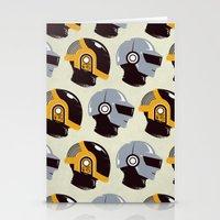 Daft Punk - RAM (Thomas) Stationery Cards