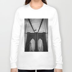 Brooklyn Bridge Long Sleeve T-shirt