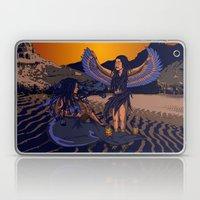 Medusa Of Music Meets Li… Laptop & iPad Skin