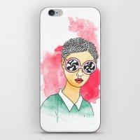 Mind Tricks iPhone & iPod Skin
