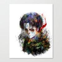 strongest Canvas Print