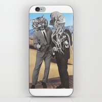 They Made Us Detectives (1979) iPhone & iPod Skin