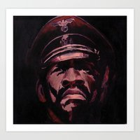 Black Gestapo Art Print