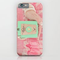 iPhone & iPod Case featuring Photographer by Butterfly Photography