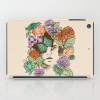Brianna's Garden iPad Case