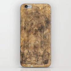 Ironworks of Old iPhone & iPod Skin