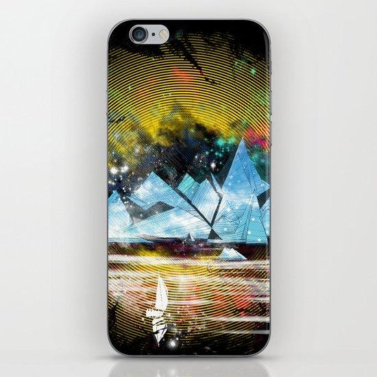 iceland islands iPhone & iPod Skin