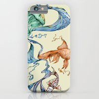 iPhone & iPod Case featuring Current by Kyle Naylor