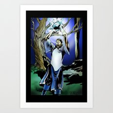 Dirk Nowitzki the eternal Art Print