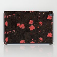 Colors of Flowers on Holiday iPad Case