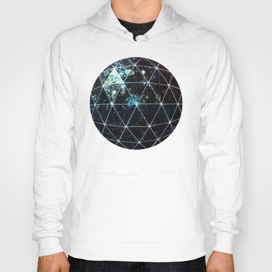 Galaxy Geodesic  Hoody