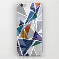 Cracked II iPhone & iPod Skin
