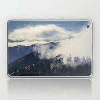 Mountain Clouds Laptop & iPad Skin