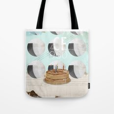 50th anniversary of the city of Brazil Tote Bag