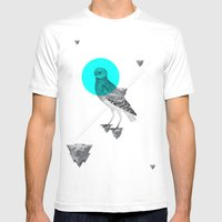 Archetypes Series: Wisdom Mens Fitted Tee White SMALL