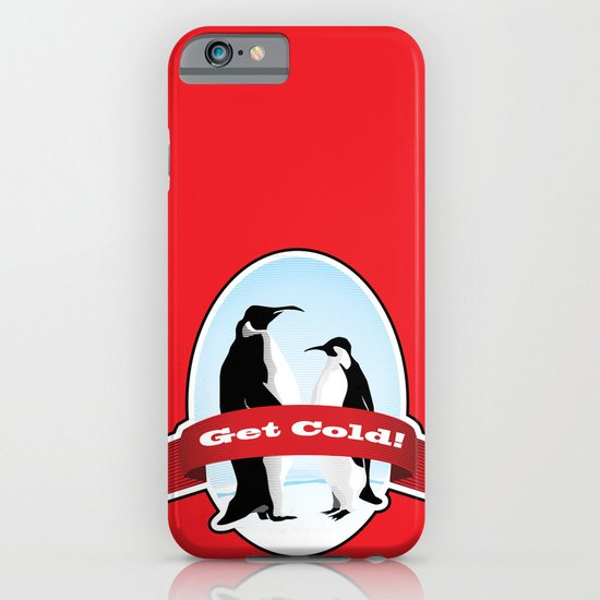 Get Cold iPhone & iPod Case