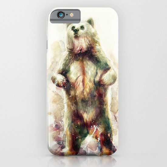 Bear I iPhone & iPod Case