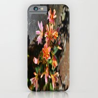 Orange Flowers iPhone 6 Slim Case