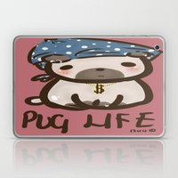 'Pug Life' Laptop & iPad Skin